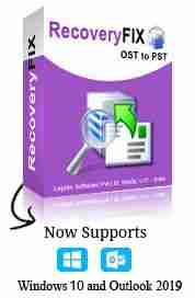 Recoveryfix for OST to PST Converter
