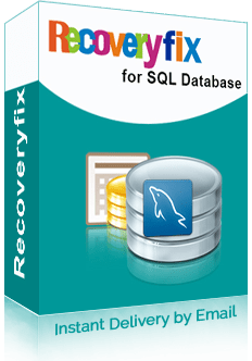 Recoveryfix for SQL Database