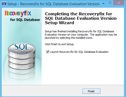 how to download sql database