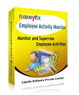 RecoveryFix Employee Activity Monitor Software
