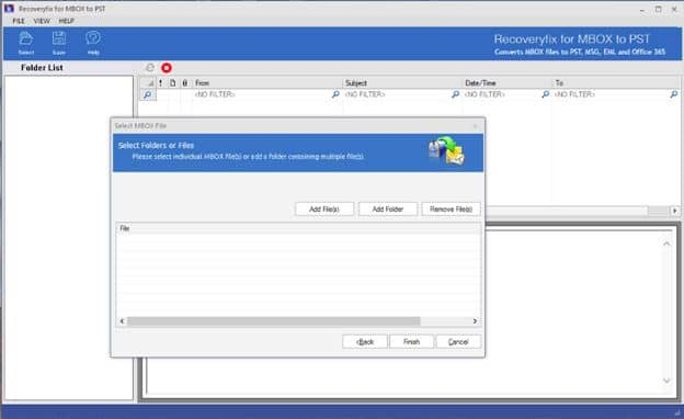 MBOX to PST Converter can migrate MBOX files.